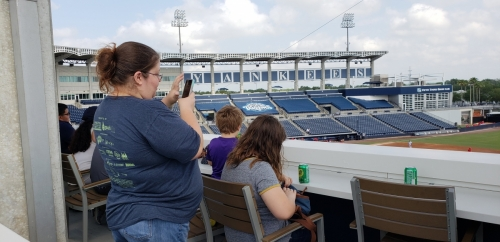 ACE Family Day - Tampa Tarpons Baseball GameApril 21, 2018