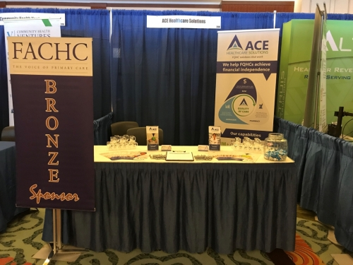 FACHC 2018 - ACE stand