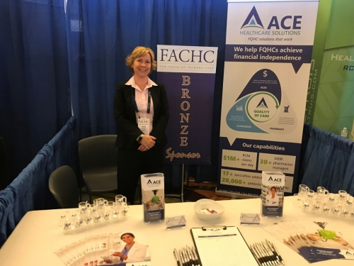 FACHC 2018 - Marcia stand 2