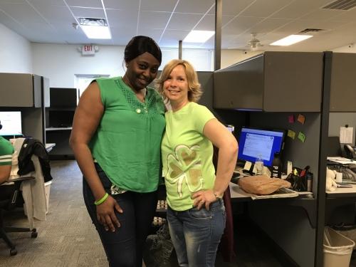Sherrie & Marcia