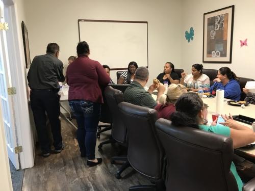 Tampa office - Burger BarJune 8, 2018