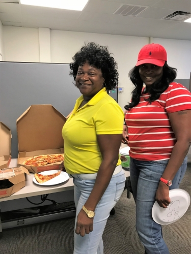 Smile Friday - Tampa office. August 14, 2018