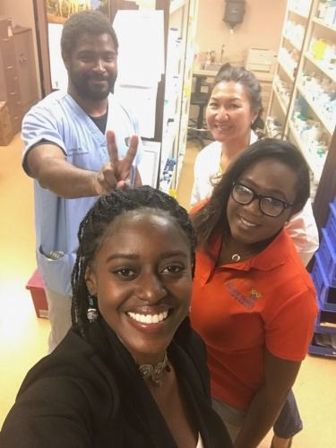 Smile Friday - Pharmacy. August 14, 2018