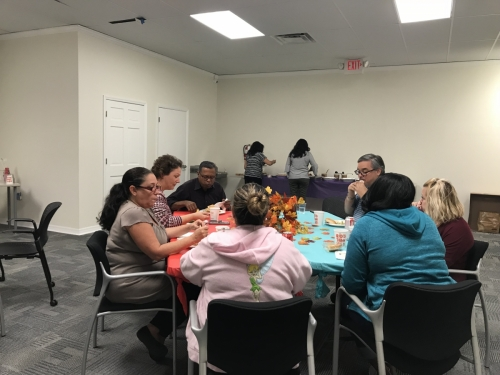 Tampa office - Thanksgiving Lunch